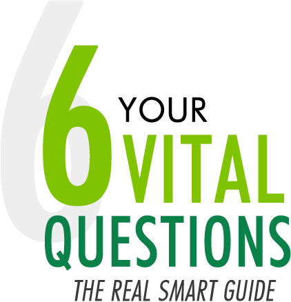Your 6 Vital Questions