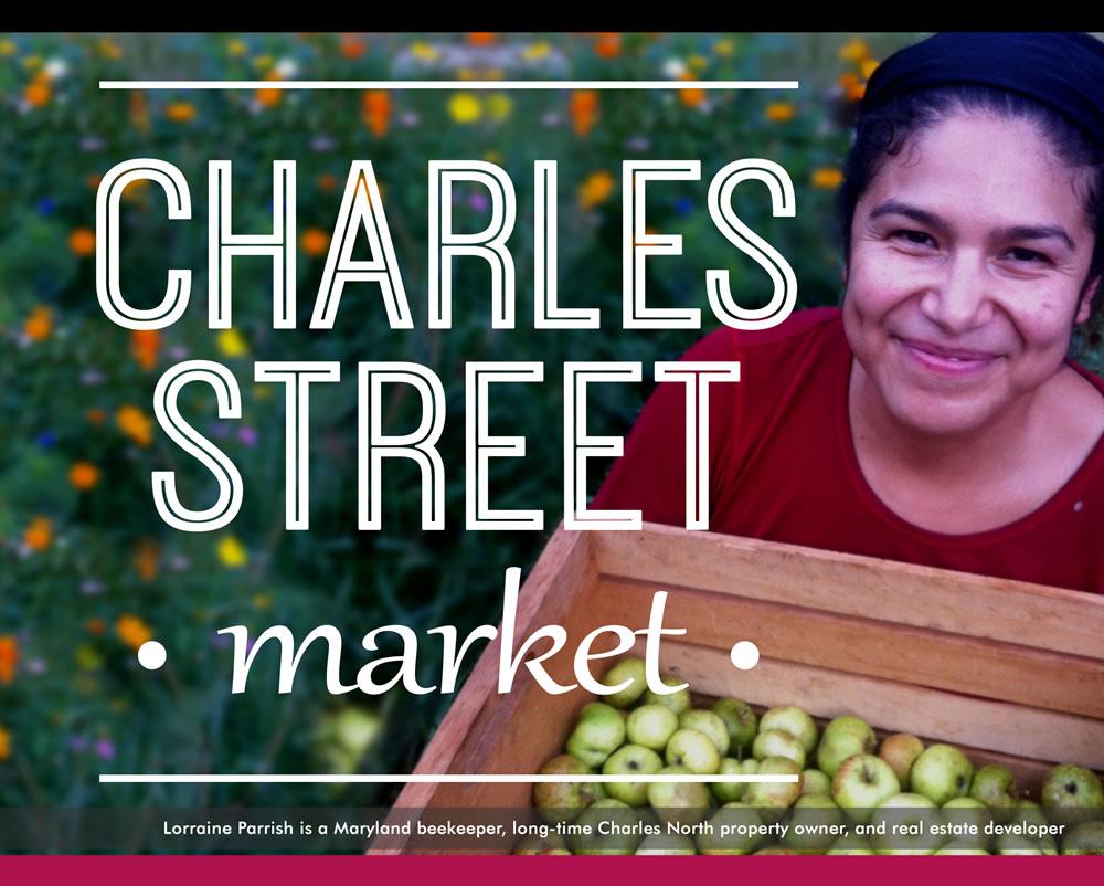 Parrish Proposes $4.2 Million Charles St. Market Development